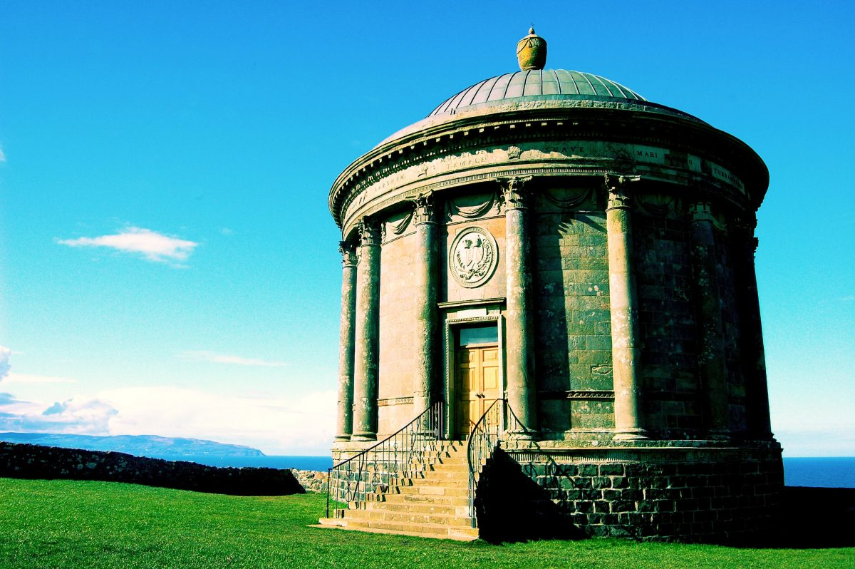 Mussenden Temple - Hidden Gems on the Causeway Coastal Route