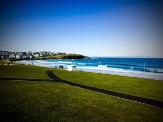 Walking tour Portrush