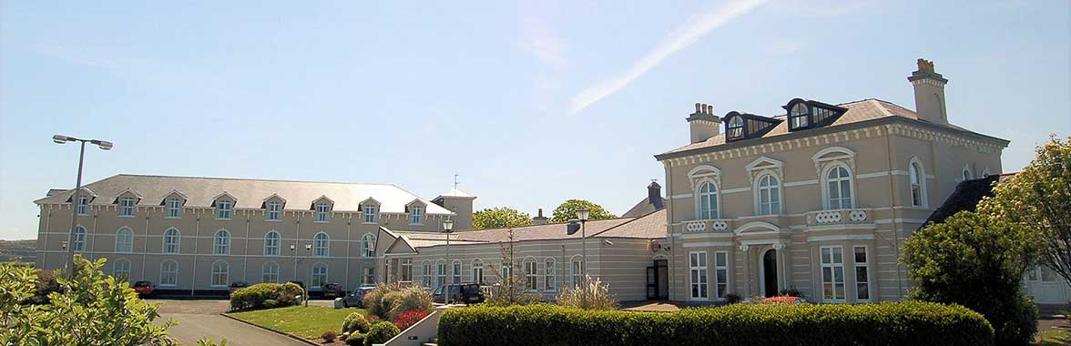 Magherabuoy House and Hotel set in its' own grounds on the outskirts of Portrush on the A29 Atlantic Road